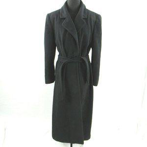 Regency 100% Cashmere Belted Wrap Coat Jacket